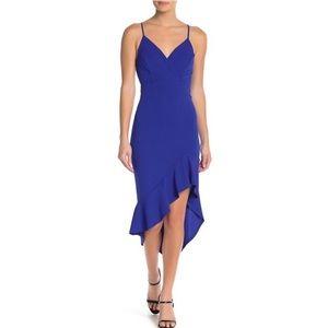 NEW Favlux Royal Blue Contour Dress